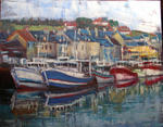 Catel Serge - the basin a harbour EN BESSIN