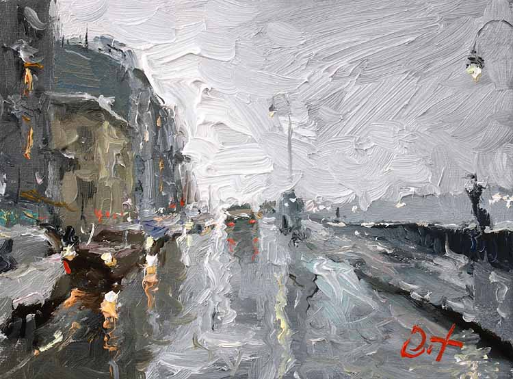 Artwork >> Oleg Trofimov >> Silver day