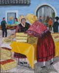Jean Mithieux - the market