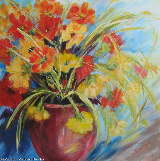 Artwork >> Jeanne Bournival >> Sunshine