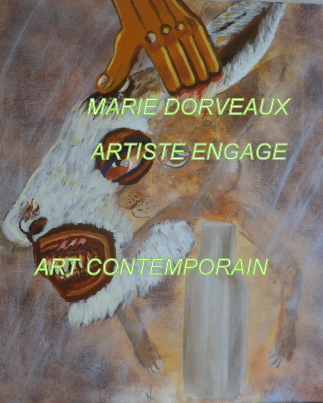 Artwork >> Dorveaux Marie >> the mask