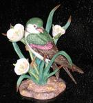 James Stow - Lenox Studio -The Green Violet Swallow - Limited Edition