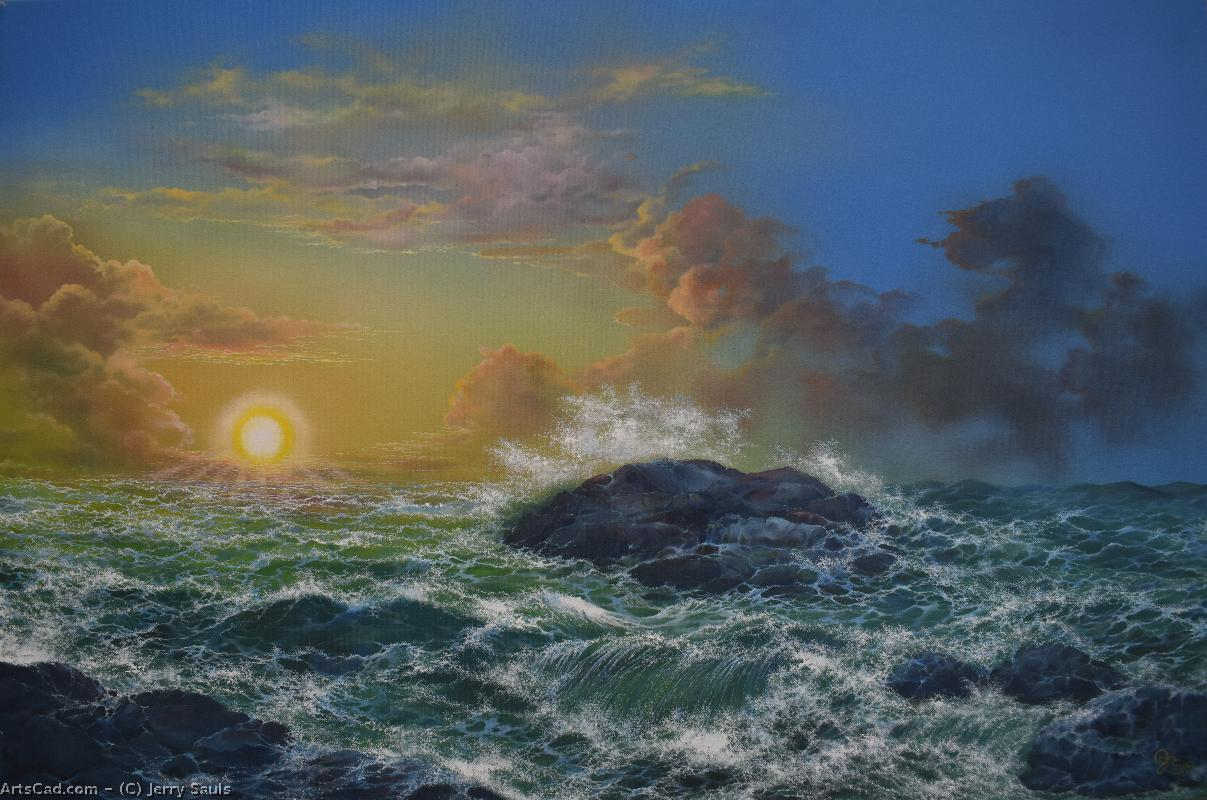 Artwork >> Jerry Sauls >> After the Storm