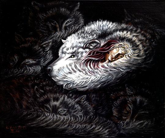 Peintures de couple érotiques