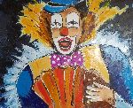 Michèle Devinante - The Clown