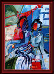 Abdelmadjid Medji - The dancers