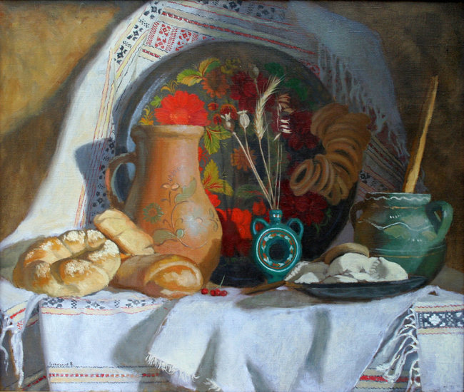 Artwork >> Vadim Goryanskiy Artist Painter Ukraine >> Still life
