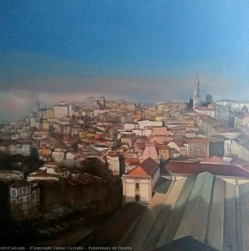 Artwork >> Tomas Castaño >> overview of porto