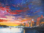 Impressionist2 Gallery - sunset