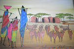 African Art Consult Art Centre And Gallery - The return