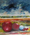 Scott Rorive - apples and fruit in nature