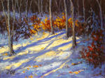 Julia Utiasheva - Little winter landscape