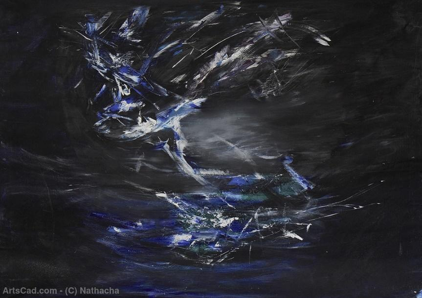 Artwork >> Nathacha >> Night Flight