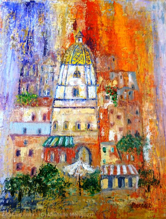 Artwork >> Michelle Mengozzi >> Amalfi Coast