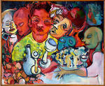 Anne Rottenberg - Family in the Caribbean