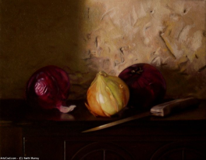 Artwork >> Keith Murray >> Onion Trio