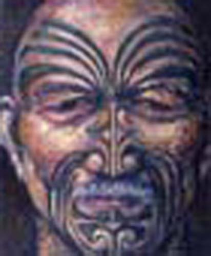 Artwork >> Joe Johnson >> MAORI