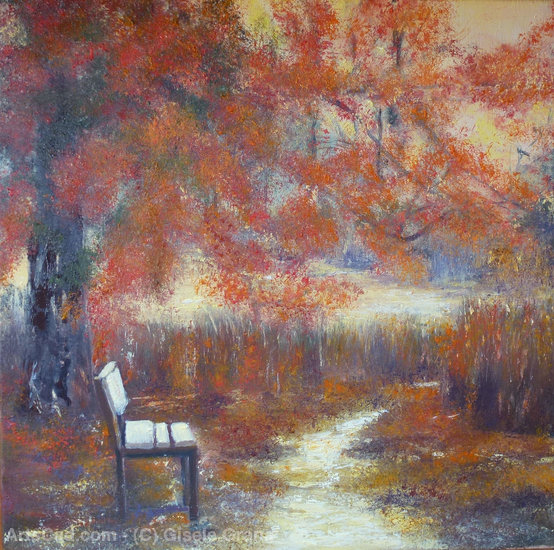Artwork >> Gisèle Grana >> Fall Trail