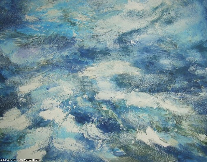 Artwork >> Marion Baars >> seascape