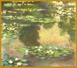 Classical Indian Art Gallery - By - Monet Claude-Oscar - Print