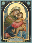 Alexander Bukharin - The Mother of God --The Desperate-s Sole Hope--