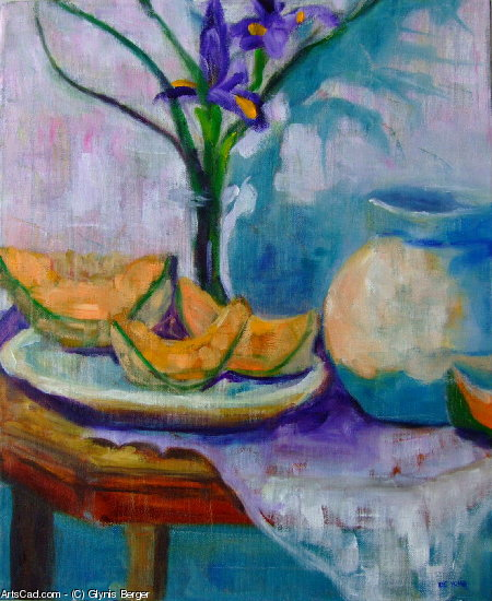 Artwork >> Glynis Berger >> Morning with Melons