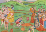 Classical Indian Art Gallery - FESTIVAL OF COLOURS
