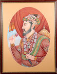 Classical Indian Art Gallery - EMPEROR  SHAHJAHAN