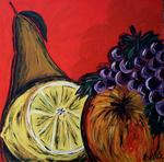 Paola Buttafava - fruit greedy