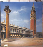 Scenic Artist And Painter - San Marco Square