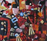 Scott Rorive - Bagpipers