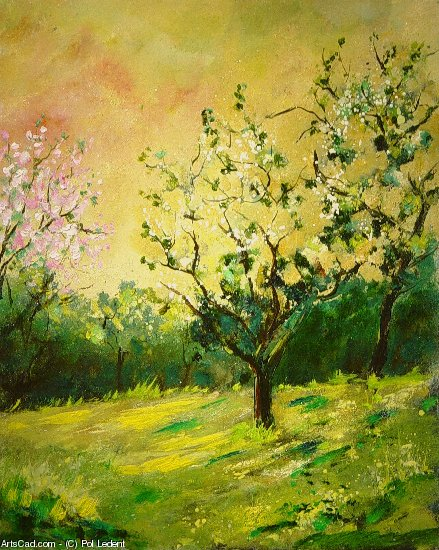 Artwork >> Pol Ledent >> orchard heer