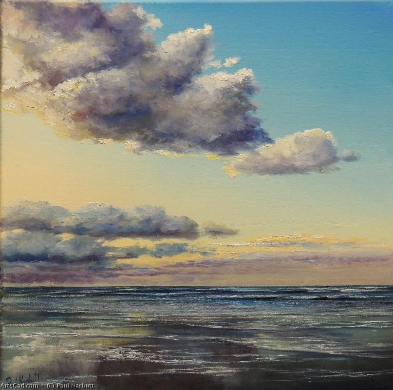 Artwork >> Paul Narbutt >> To Blue Horizons