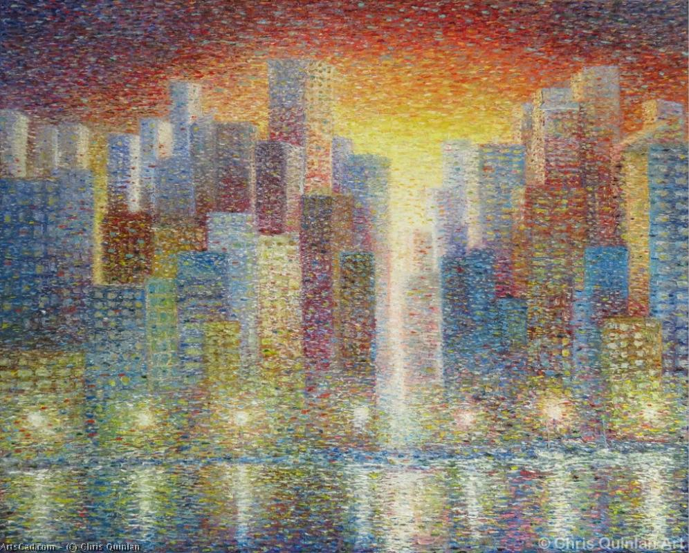 Artwork >> Chris Quinlan >> Light The City