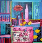 Catherine Suchocka - Still Life at  there  bottle