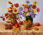 Arkady Zrazhevsky - The autumn pot-pourri