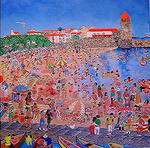 Paradis Studio - Summer at Collioure