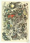 James Stow - Marc Chagall -Les Saltimbanques- Ltd Edition Lithograph