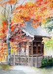 Marie-Claire Houmeau - Autumn in Sapporo