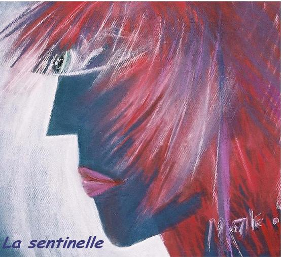 Artwork >> Ma-Thé Van Sante >> The Sentinel