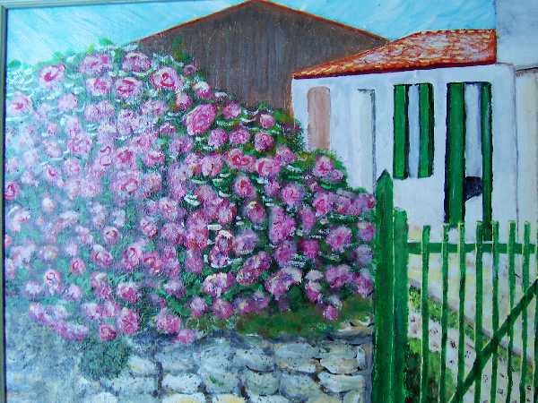 Artwork >> Lavigogne Philippe >> Small house
