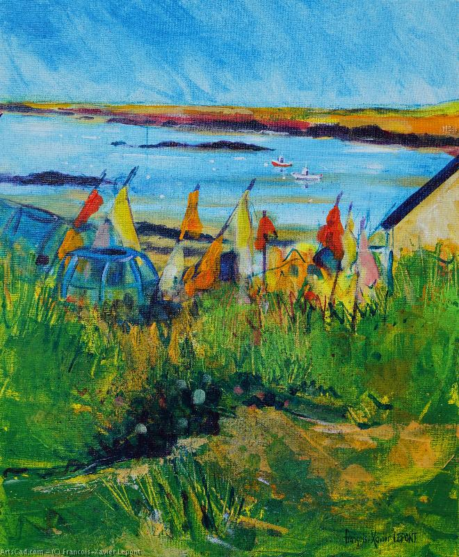 Artwork >> Francois-Xavier Lepont >> LOCKERS At CHAUSEY