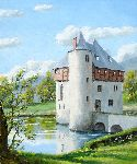 Lambot Jean-Marie - The castle of crupet ( Namur )