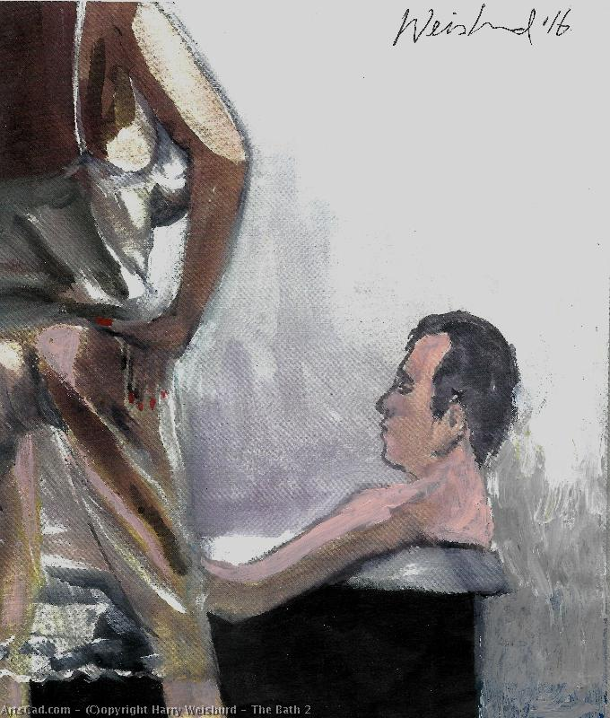 Artwork >> Harry Weisburd >> The Bath 2