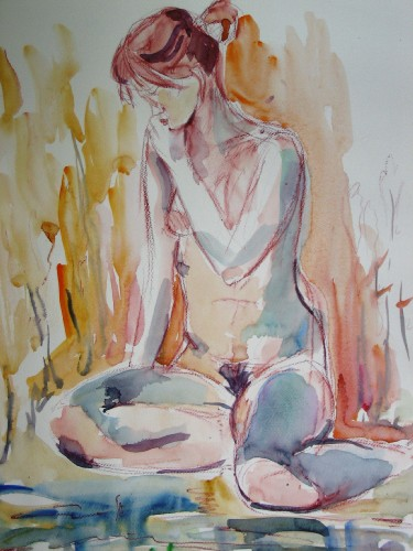 Artwork >> Alexandra Dume >> Only Nude