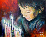 Jacques Afriat - CHANUKAH 2012