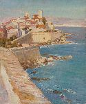 Andrei Kuga - fortress of antibes on the cote de azur