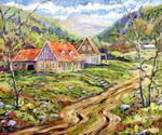 Richard T Pranke - Saguenay Region View