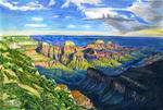 Ian Winslow Rees - Grand Canyon View