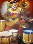 Francis Ketele - The musician clown